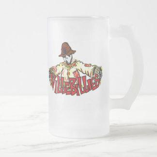 VB frosted mug