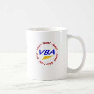 VBA Radio Station Mug