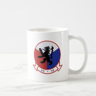 vc-10 taza de café