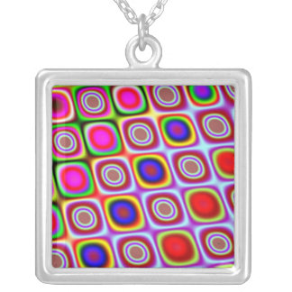 Vchira498 Silver Plated Necklace