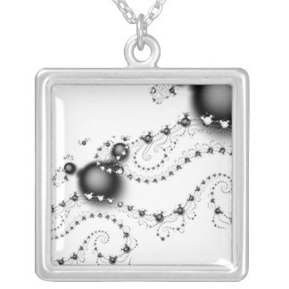 Vchira592 Silver Plated Necklace