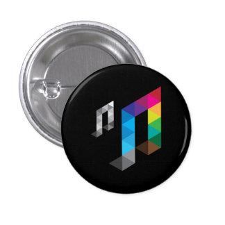 VCP Logo Badge Pinback Button