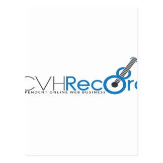 VCVH Records Clothings Postcard