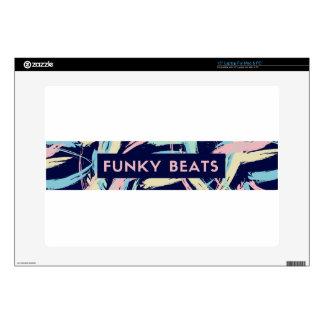 VCVHRecords  Funky Beats Laptop Skins