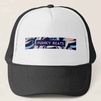 VCVHRecords  Funky Beats Trucker Hat
