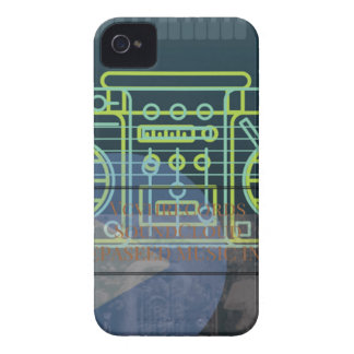 Vcvhrecords inc. (10) iPhone 4 case