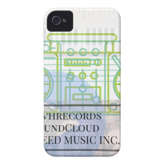 Vcvhrecords inc. (1) iPhone 4 cover