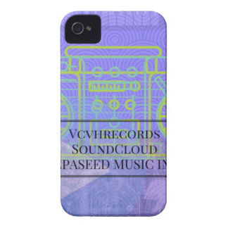 Vcvhrecords inc. (7) iPhone 4 Case-Mate case