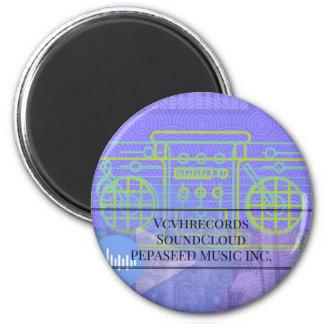 Vcvhrecords inc. (7) magnet