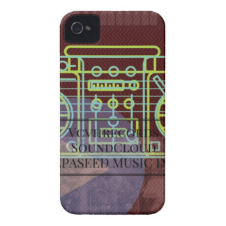 Vcvhrecords inc. (8) iPhone 4 cover