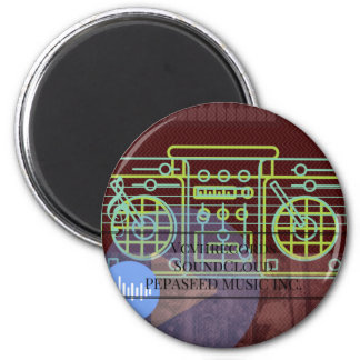 Vcvhrecords inc. (8) magnet