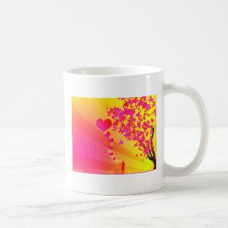 vdaycard classic white coffee mug
