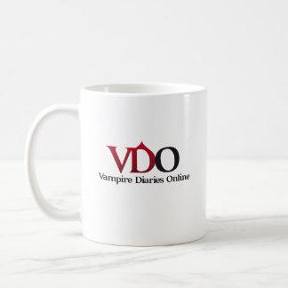VDO White Mug