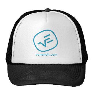 VE Blue Logo Gear Trucker Hat