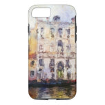 Ve od Venecia hecha en acuarela artística Funda iPhone 7