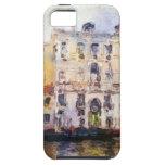 Ve od Venecia hecha en acuarela artística Funda Para iPhone SE/5/5s