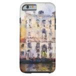 Ve od Venecia hecha en acuarela artística Funda Resistente iPhone 6