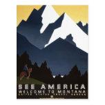 Vea América-Montana Postal