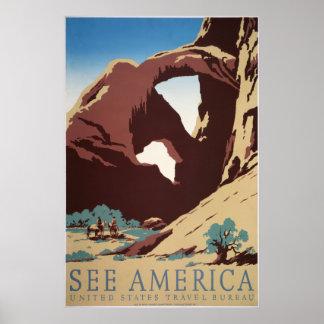 ¡Vea América! Poster