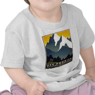 Vea América - recepción a Montana Camiseta