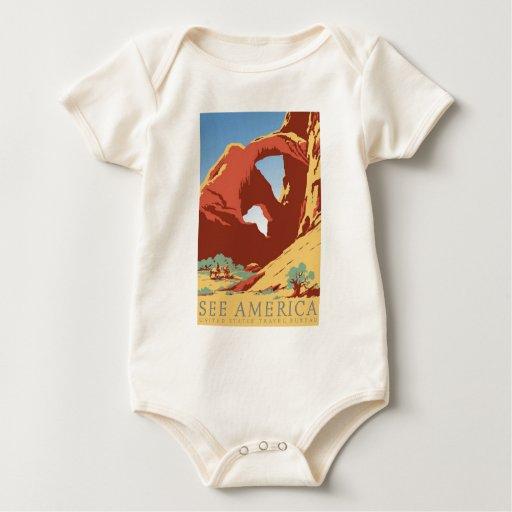 Vea el poster de América Body Para Bebé