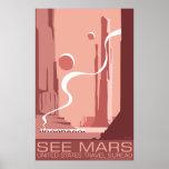 Vea el poster grande de Marte