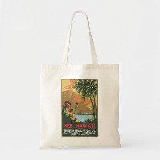 Vea la bolsa de asas de Hawaii
