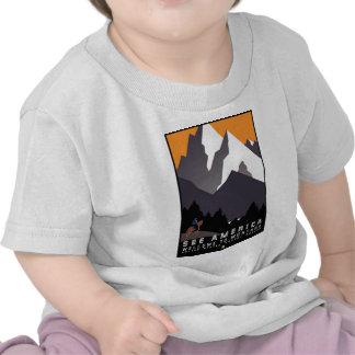 Vea la recepción de América a Montana Camisetas