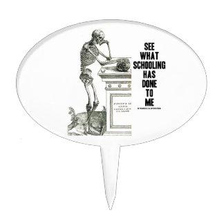 Vea lo que ha hecho el enseñar a mí (Vesalius) Figura De Tarta