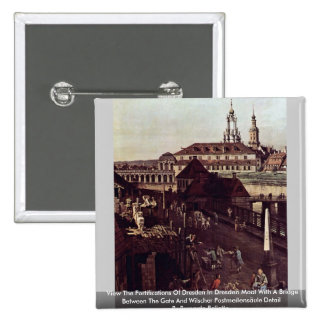 Vea los fortalecimientos de Dresden en la fosa de Pins
