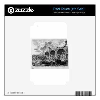 Vea los restos de la casa de oro Tablino del ` s iPod Touch 4G Skin