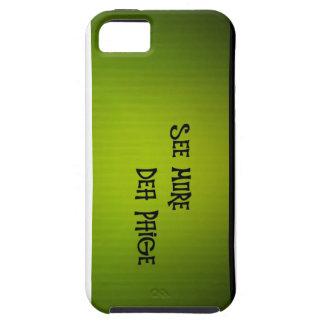 Vea más iPhone 5 Case-Mate funda