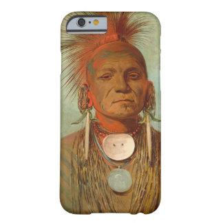 Vea-no-ty-uno, un curandero de Iowa, 1844 Funda De iPhone 6 Barely There