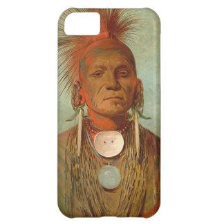 Vea-no-ty-uno, un curandero de Iowa, 1844 Funda Para iPhone 5C