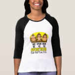 Vea que hablar no oiga ninguna endometriosis 1 camiseta