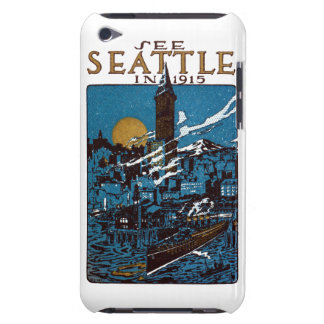 Vea Seattle en 1915 Case-Mate iPod Touch Protector