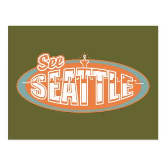 Vea Seattle Postal