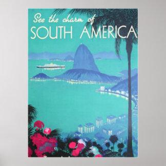 Vea Suramérica imprimir Impresiones