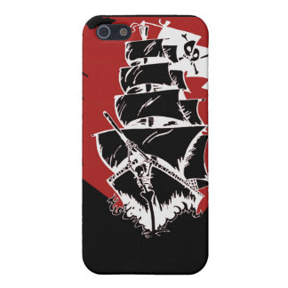 Véale en Davy Jones iPhone 5 Funda