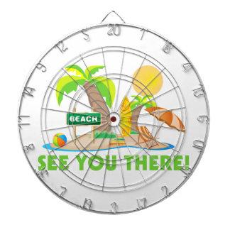 Véale en la playa