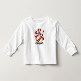 Veale Family Crest Toddler T-shirt