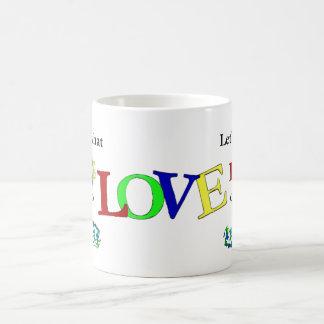 Veamos lo que puede hacer amar taza