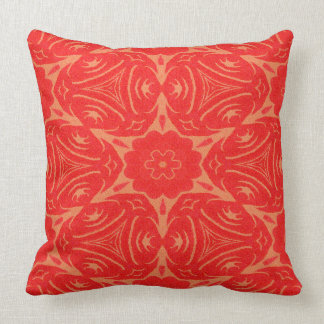 Veatric Fireside Old World Throw Pillow