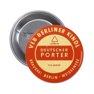 VEB Kindl Porter Pins