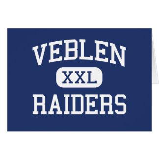 Veblen - Raiders - High - Veblen South Dakota Card