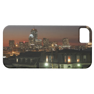 Vecindad de las alturas de Dorchester de Boston Funda Para iPhone 5 Barely There