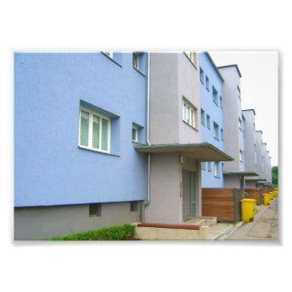 Vecindad en Augsburg Alemania Cojinete