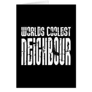 Vecinos frescos: El vecino más fresco de los Felicitacion