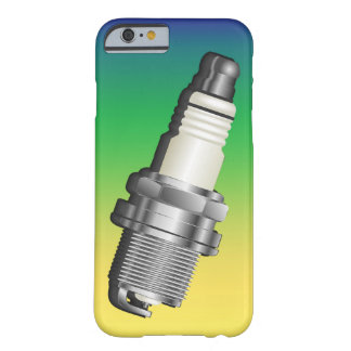 Vector Abstract computer generated Spark Plug Barely There iPhone 6 Case