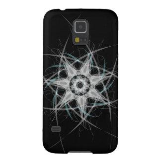 """Vector Art """"Gear"""" (dark / blue variation) Galaxy S5 Case"""